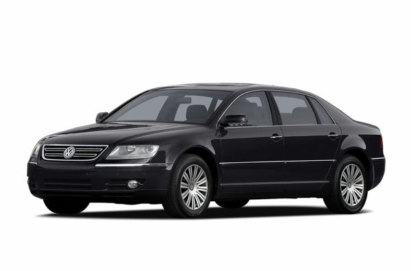 Second Generation VW Phaeton In The Works Despite Slow Sales