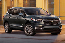 """2018 Buick Enclave """"Avenir"""" will have ionic air purifier"""